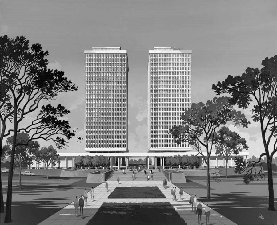 New Capitol Design for Collier Towers