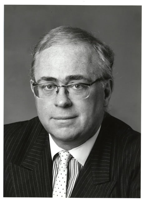 Photograph of Dr. Kevin Star, the twenty-first State Librarian