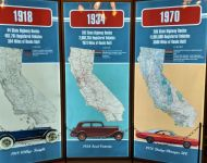 Miles of Roadway through the Years