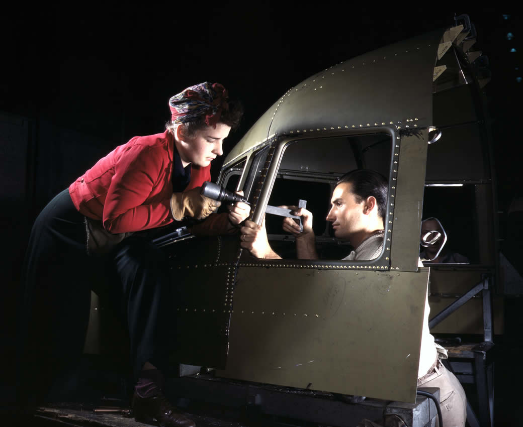 People and the War