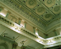 assembly ceiling