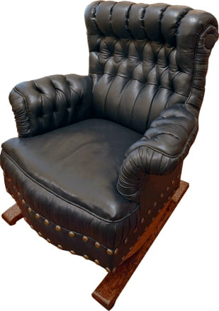 Governor's Leather Chair
