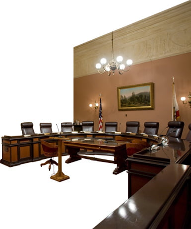 senate committee room