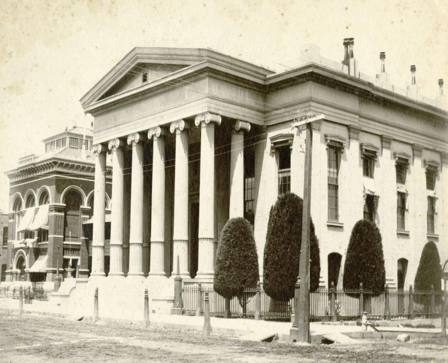 Original Capitol Building