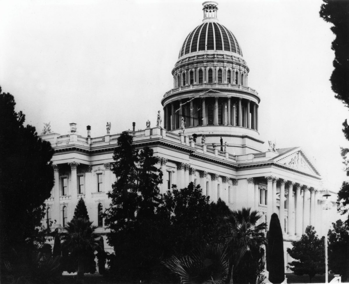 Capitol dome 1890s