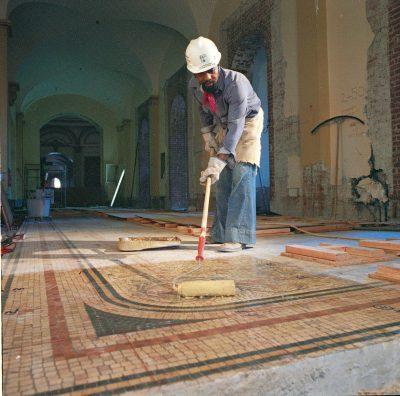 Sealing Mosaics