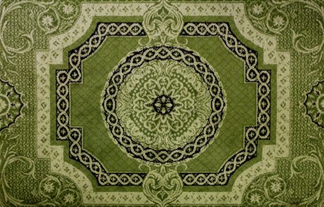 Assembly Gallery decorative carpet