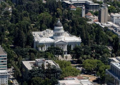 Capitol Arial View